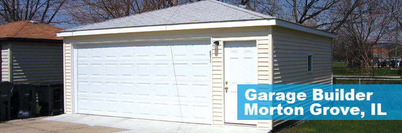 Garage Builder Morton Grove, IL - Fisher Garages