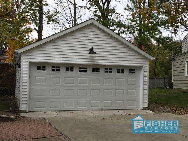 New Garage Deerfield, IL