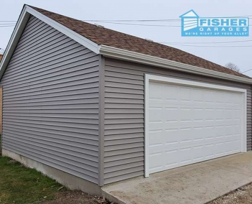 New Garage Skokie, IL